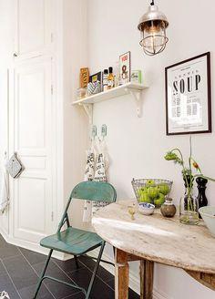 DECO: Un bonito piso todo blanco | Decoración