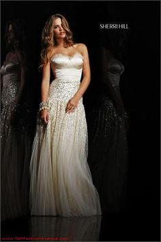Sherri Hill Evening dress 2455