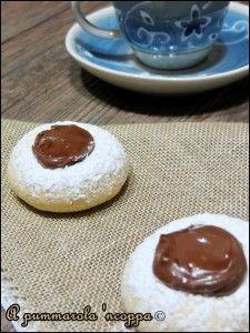 come fare i biscotti al philadelphia con nutella ricetta cucina blog giallo zafferano a pummarola 'ncoppa