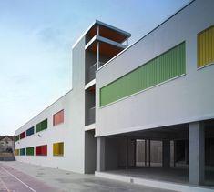 Gallery - Educational Center in Bollullos, Sevilla / Republica DM - 1