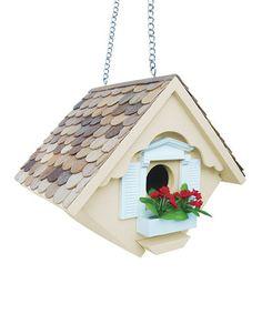 Look at this #zulilyfind! Little Wren Birdhouse #zulilyfinds
