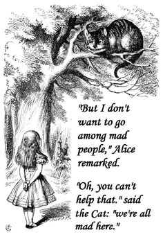 Alice in Wonderland and Through the Looking Glass ... my fav's growing up!