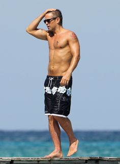 Colin Farrell -- my first love