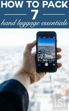 How to pack: 7 hand luggage essentials that make travel better. Whether you've chosen to travel light because you're aiming for a fuss-free trip free of excess baggage, or you just need to scale down your hand luggage to keep the airport process as stress-free as possible – these are seven hand luggage packing essentials you need to know to make life easier.