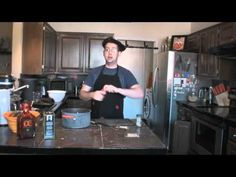 Ben Starr - How to make Cranberry Sauce