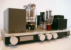 2A3/45 Single Ended Amplifier