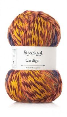 Cardigan: 94% super fine wool (Merino) + 6% polyester elite