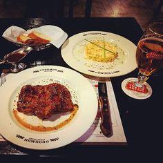 しばらく肉はいりません #goodman #steak #moscow #russia #стейк #москва #肉 #ステーキ #モスクワ #モスクワ駐在 #ロシア