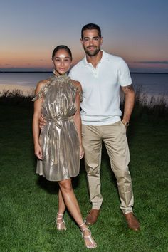 Chic Couple: Cara & Jesse Metcalfe - Fashionably Fly