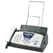 Brother FAX 575 B/W Thermal Transfer Fax and Copier Brother Printers, Caller Id, Layout, Printer Scanner, Cool Things To Buy, Stuff To Buy, Office Phone, Landline Phone