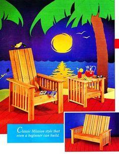 Outdoor Furniture Plans - Outdoor Furniture Plans
