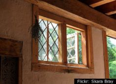 love diamond pane windows