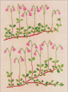 Linnaea Borealis – Scandinavian Stitches