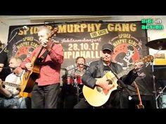 40 Jahre Spider Murphy Gang: Impressionen PK & Mini-Konzert im Vereinsheim - YouTube