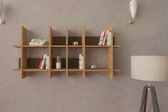 Modern Wall Shelves Lamp And Light Design Id814 - Modern Storage Unit Designs - Furniture Designs - Product Design