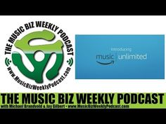Ep. 259 We Take a Look at Amazon Music Unlimited, How Does It Stack Up | Michael Brandvold Marketing