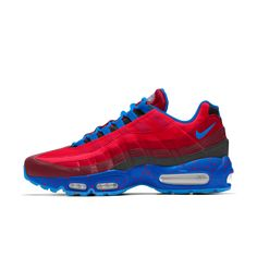 100% authentic 7dd56 8a9c8 Nike Air Max 95 iD Men s Shoe Nike Id Shoes, Sneakers Nike, Nike Shoes