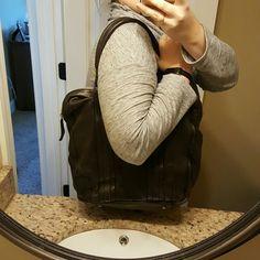 Falor Bags - Falor excellent condition dark leather tote
