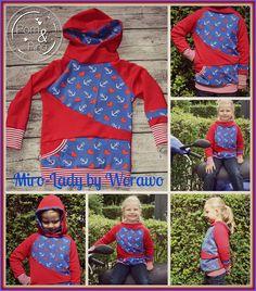 www.facebook.com/pomundpino Pattern MiroLady by Worawo