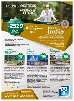 publicidad gráfica para MDC Turismo