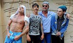 Red Hot Chili Peppers está confirmado para o Rock in Rio 2017