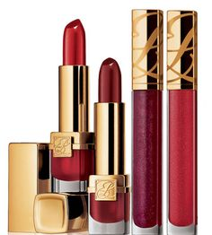 Estee Lauder Pure Color Extravagant Collection for Holiday 2010 – Limited Edition – Beauty Trends and Latest Makeup Collections Beauty Products That Work, Beauty Make Up, My Beauty, Body Products, Kiss Makeup, Makeup Lipstick, Beauty Trends, Beauty Hacks, Beauty Secrets
