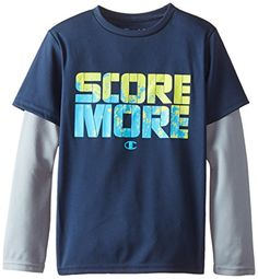 Boys' Graphic Hangdown Long Sleeve -- Click on the image for additional details.(It is Amazon affiliate link) #fun