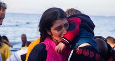 "En Arxikos Politis: Πρόσφυγες "" άνθρωποι ενός κατώτερου Θεού "" In This Moment, Sunset, Landscape, Couple Photos, Couples, Life, Couple Shots, Scenery, Couple Photography"