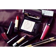 LANCOME MIDNIGHT ROSES ❤ liked on Polyvore featuring kristina bazan and kayture