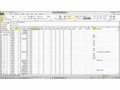 Webinar - Creating Better Spreadsheets with Microsoft Excel - 2012-06-14