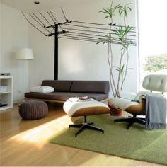 Decor ap alugado on pinterest photo wall displays photo for Como decorar un apartamento