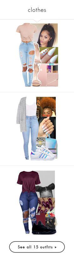 """clothes"" by roseybrit ❤ liked on Polyvore featuring GURU, Stuart Weitzman, BasicGrey, Skinnydip, adidas, MANGO, Boohoo, Retrò, Victoria's Secret and Vans"