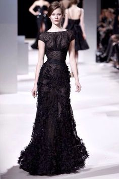 #haute couture #dresses #runway #fashion #lace