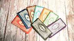 Lot of 115 pieces of 1930's Paper Easy Money by VagabondChicks, $4.50
