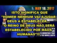18-05-2017 VISÃO DA PEDRA QUE ESMAGOU ENORME ESTÁTUA E TORNOU-SE ENORME ...