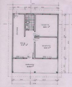 Projeto 3 50m ksita pinterest plans maison plans for Mini maison usinee