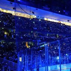 Twinkle Twinkle lights for #For8verTeemu night