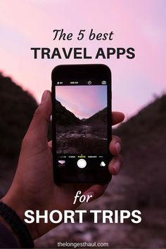 6 Must Have Hiking Apps for the Adventurous Souls Out There – Guest Post Best Travel Apps, Slow Travel, Videos Photos, Bus Life, Camping And Hiking, Backpacking, Take Better Photos, Long Haul, Short Trip