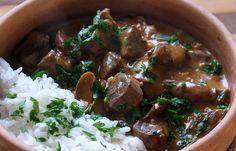 Contacto con lo Divino: Lomo Strogonoff . De las mejores recetas para este plato!