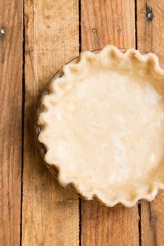 Easy Magic Pie Crust for anyone who struggles with pie making!  ohsweetbasil.com