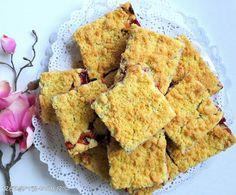 Rezepte mit Herz   ♥: Kirsch - Streuselkuchen