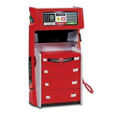 Need for Sleep Gas Pump 4 Drawer Chest