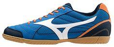 Mizuno Shoes Futsal Men Sala Club 2 IN Blue White Size 11