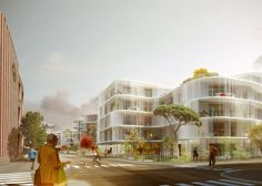 Architecture Résidentielle, Architecture Visualization, Sustainable Architecture, Architectural Engineering, Building Drawing, Sustainable City, Residential Complex, Exterior Design, Congo