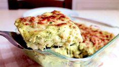 TUTTI PAZZI per queste ZUCCHINE SUPER CREMOSE! #368 - YouTube Vegetarian Recipes, Cooking Recipes, Healthy Recipes, Baked Vegetables, Veggies, Vegetable Chips, Chicken Bites, Special Recipes, Pasta Dishes