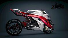 BMW Motorrad Concept 'Nove Cento': The Smart Motorcycles for the Future Concept Motorcycles, Cool Motorcycles, Futuristic Motorcycle, Futuristic Cars, Moto Bike, Motorcycle Bike, Yamaha Scooter, Custom Metal Fabrication, Bike Sketch