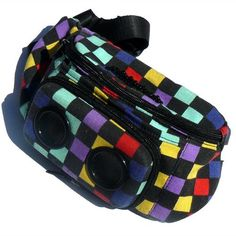 JammyPack...fanny pack with speakers hells yea