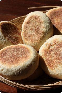 Muffins anglais | Ligne & Papilles