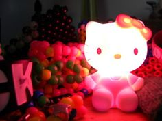 Light up Hello Kitty