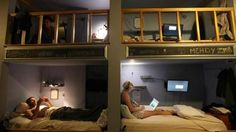 "#Techies ""#solve"" affordable housing problem with no-#sex sleep pods..."